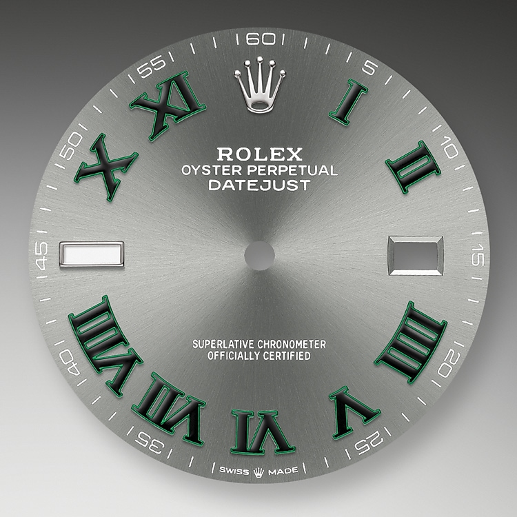 slate dial oystersteel and white gold 51630 g 41