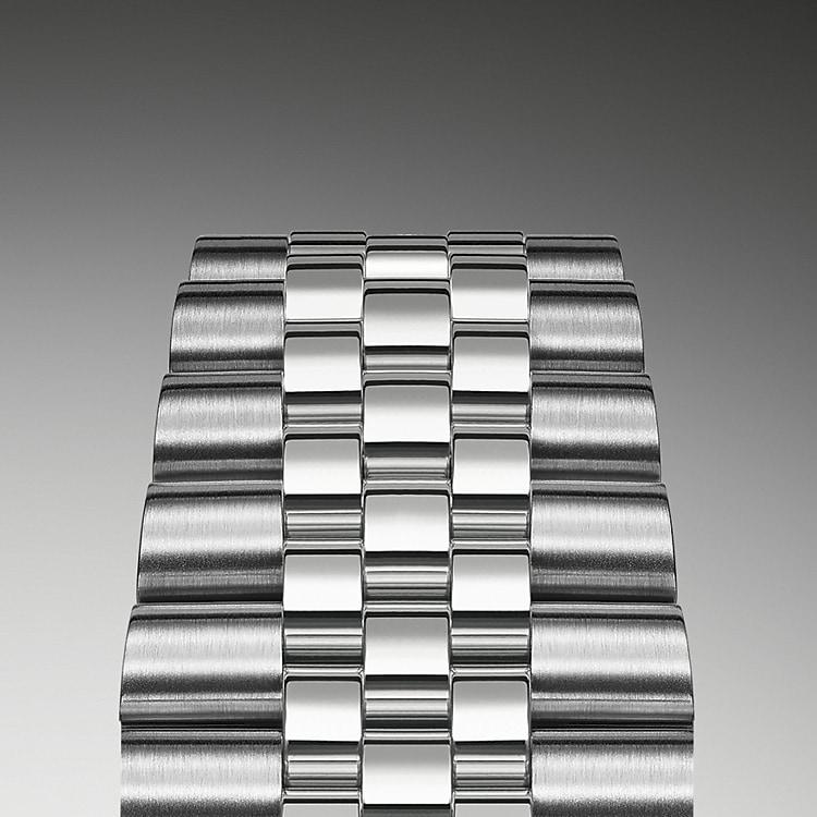 the jubilee bracelet oystersteel 50653