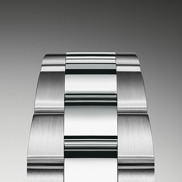 the oyster bracelet oystersteel 50650