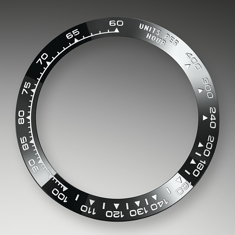 the tachymetric scale oystersteel 50838