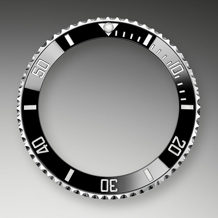 unidirectional rotatable bezel oystersteel 51570