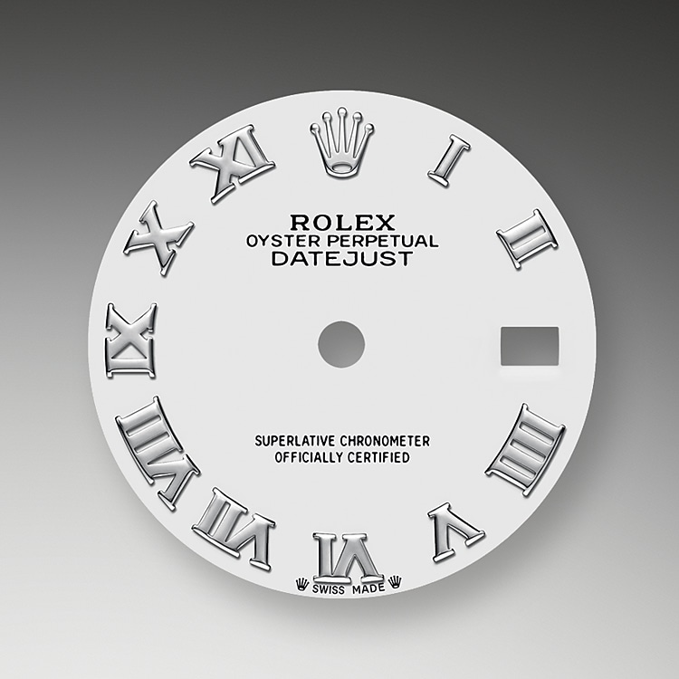 white dial oystersteel and white gold 51324 g 28