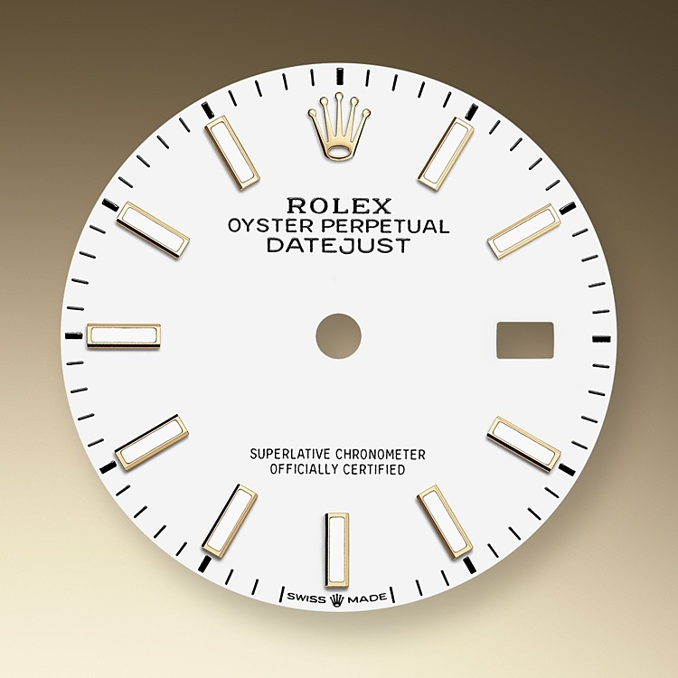 white dial oystersteel and yellow gold 51185 g 36