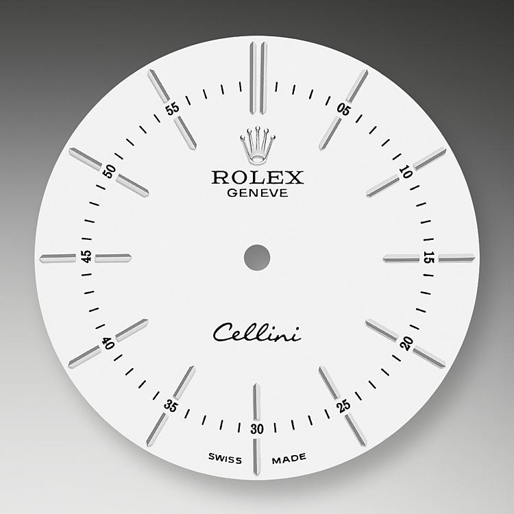 white dial white gold 50915 g 39