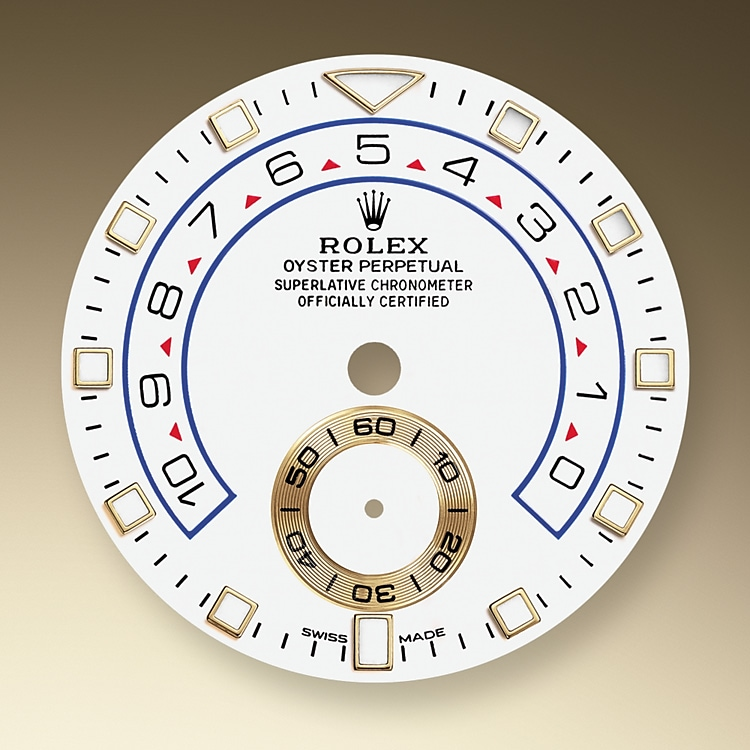 white dial yellow gold 51126 y 44