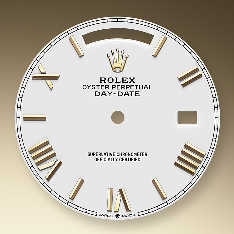white dial yellow gold 51220 y 40