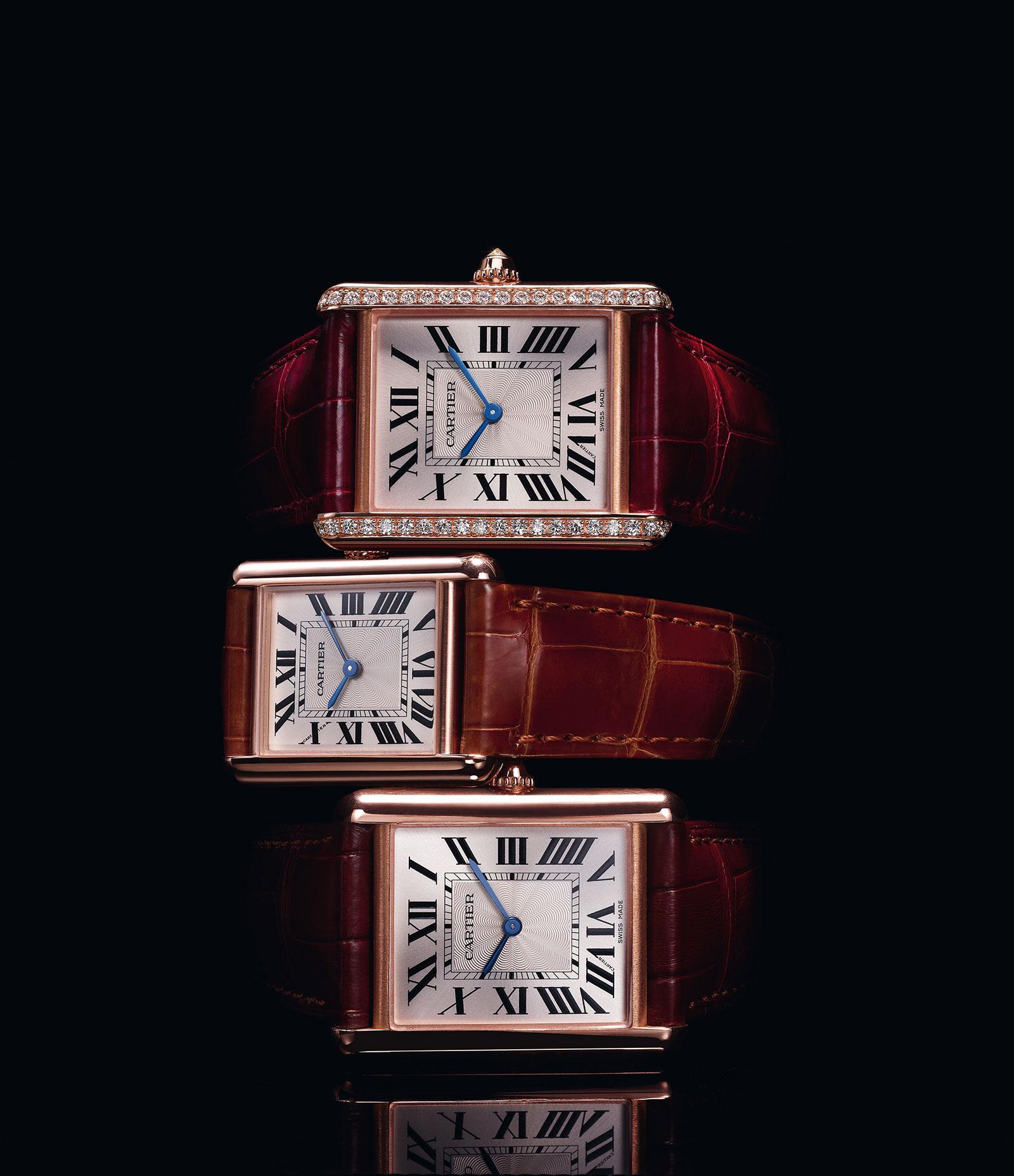 Cartier Tank Louis Cartier 100th anniversary 4