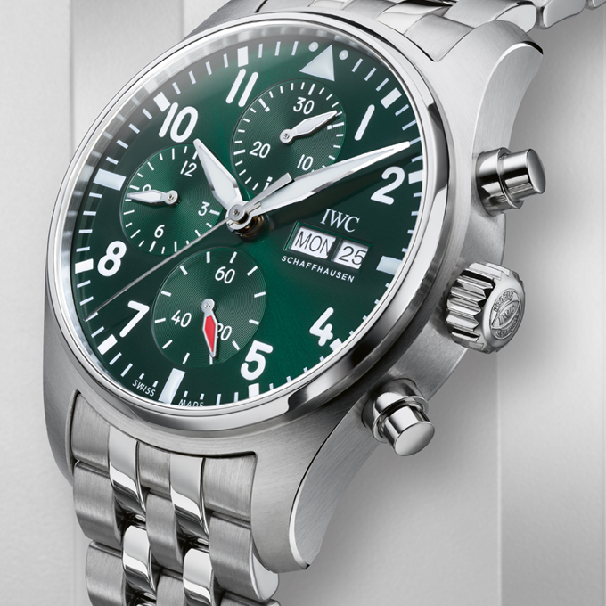 IWC Collection Checkerboard 12