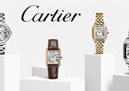 Cutting Shapes — the Timeless Elegance of Cartier's Women's Watches
