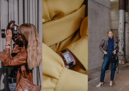 Moments from Fashion Week with Liz Sunshine