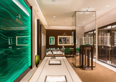 Rolex Boutique Opens at The Star, Sydney