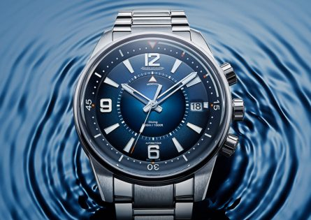 Jaeger-LeCoultre adds depth to the dials of the Polaris collection