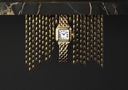 Cartier's Panthère de Cartier is on the prowl