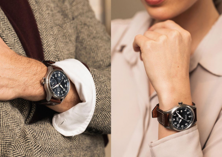Sharing Style | Androgynous Watches