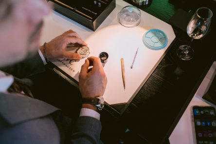 The Art of Watchmaking with IWC
