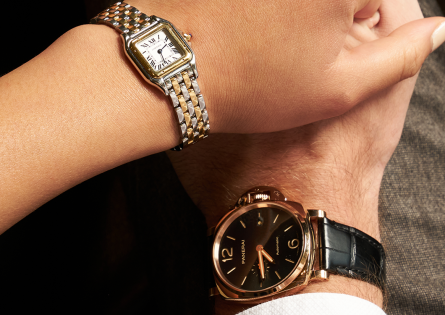 Roses are red, violets are blue, 8 perfect watches to say 'I love you'